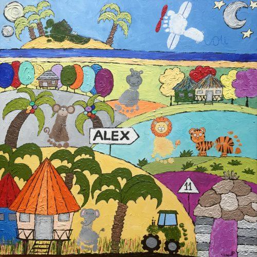 Dżungla Alexa