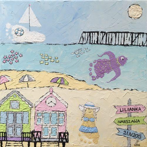 Plaża Lilianki