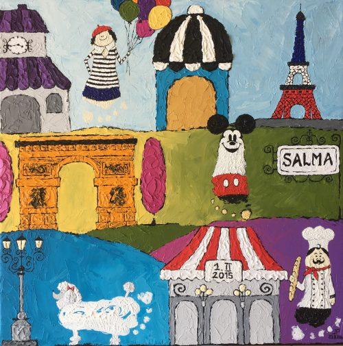 Paryż Salmy